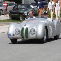 Ennstal-Classic 2013 Finale BMW 328 Mille Miglia