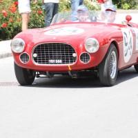 Ennstal-Classic 2013 Finale Jose Fernandez Nash Healey Le Mans
