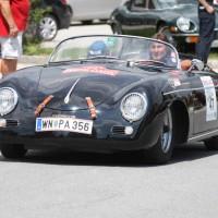 Ennstal-Classic 2013 Finale Porsche 356 S Pre A