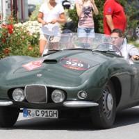 Ennstal-Classic 2013 Finale Arnolt Bristol DeLuxe Roadster