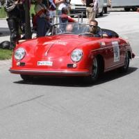 Ennstal-Classic 2013 Finale Porsche 356 1500 S