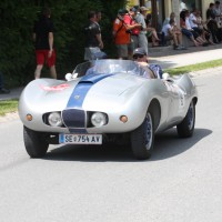 Ennstal-Classic 2013 Finale Arnolt Bristol Roadster