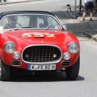 Ennstal-Classic 2013 Finale Ferrari 212/225 S