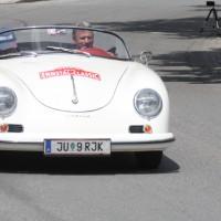 Ennstal-Classic 2013 Finale Porsche 356 A Speedster