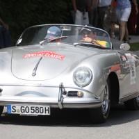 Ennstal-Classic 2013 Finale Porsche 356 Speedster Richard Lietz