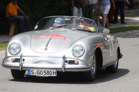 Porsches rollendes Museum ist wieder unterwegs