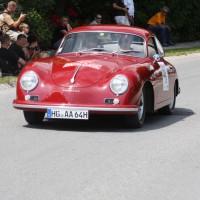Ennstal-Classic 2013 Finale Porsche 356 A Ralf Bender