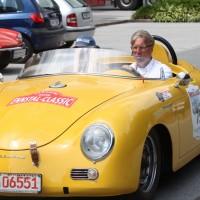 Ennstal-Classic 2013 Finale Porsche 356 Speedster