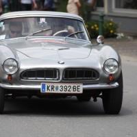 Ennstal-Classic 2013 Finale BMW 507