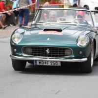 Ennstal-Classic 2013 Finale Ferrari 250 GT Spider