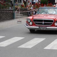 Ennstal-Classic 2013 Finale Klaus Kröll Chrysler 300