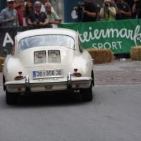 Ennstal-Classic 2013 Finale Porsche 356