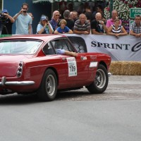 Ennstal-Classic 2013 Finale Ferrari 250 GTE