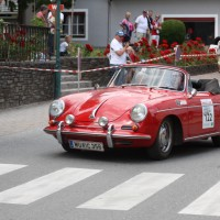 Ennstal-Classic 2013 Finale Porsche 356 SC
