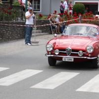 Ennstal-Classic 2013 Finale Alfa Romeo Giulia 1600 SS