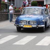 Ennstal-Classic 2013 Finale Tatra 603-2