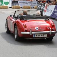 Ennstal-Classic 2013 Finale Rudi Stohl Austin Healey 3000 Mk III
