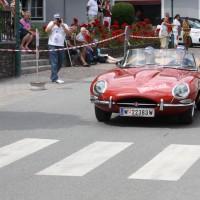 Ennstal-Classic 2013 Finale Jaguar E-Type S1
