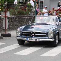 Ennstal-Classic 2013 Finale Mercedes-Benz 230 SL