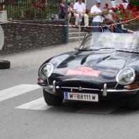 Ennstal-Classic 2013 Finale Jaguar E-Type