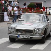 Ennstal-Classic 2013 Finale Maserati 3700 GTIS Sebring