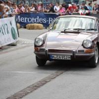 Ennstal-Classic 2013 Finale Porsche 912