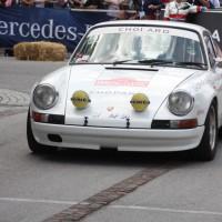 Ennstal-Classic 2013 Finale Porsche 911 ST
