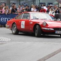 Ennstal-Classic 2013 Finale Gregor Franz Aufhauser Ferrari 365 GT