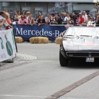 Ennstal-Classic 2013 Finale Maserati Ghibli Spyder