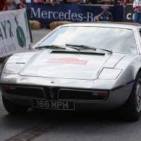 Ennstal-Classic 2013 Finale Maserati Bora