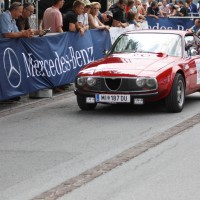 Ennstal-Classic 2013 Finale Alfa Romeo GT 1300 Junior Zagato