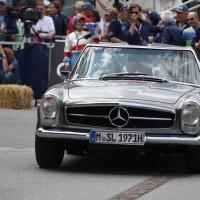 Ennstal-Classic 2013 Finale Mercedes-Benz 280 SL