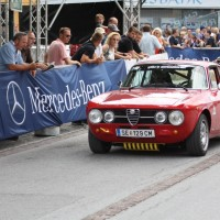 Ennstal-Classic 2013 Finale Alfa Romeo 2000 GT Veloce