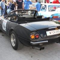 Ennstal-Classic 2013 Ferrari Cabriolet