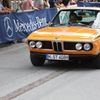 Ennstal-Classic 2013 Finale Cypselus von Frankenberg BMW 3.0 CSL