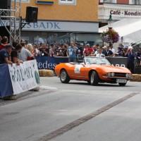 Ennstal-Classic 2013 Finale Fiat Dino 2.4 Spider
