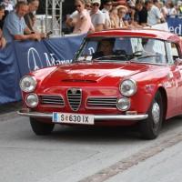 Ennstal-Classic 2013 Finale Alfa Romeo Ginetta G15