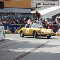 Ennstal-Classic 2013 Finale Jo Ramirez Porsche 911 T
