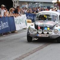 Ennstal-Classic 2013 Finale VW Käfer 1303 S Porsche Salzburg Rallye Käfer Schön