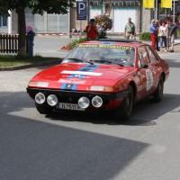 Ennstal-Classic 2013 Finale Ferrari 365 GT4 Andi Aigner