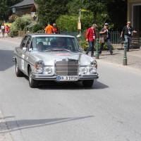 Ennstal-Classic 2013 Finale Mercedes-Benz 300 SEL