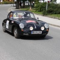 Ennstal-Classic 2013 Finale Porsche 356 B