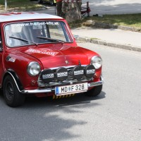 Ennstal-Classic 2013 Finale Mini Cooper