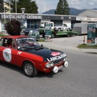 Ennstal-Classic 2013 Finale Lancia Fulvia 1600 HF