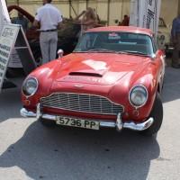 Ennstal-Classic 2013 Motorpark Fahrzeuge