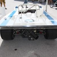 Ennstal-Classic 2013 Chevron BMW B21 Dieter Quester Anja Schiemann
