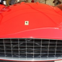Ennstal-Classic 2013 Ferrari 121LM Andrea Rastrelli Michael Gross