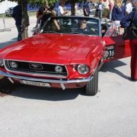 Ennstal-Classic 2013 Ford Mustang Cabriolet