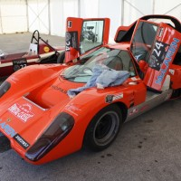 Ennstal-Classic 2013 McLaren M12 GT Ferdinand Reisinger Dieter Eisner Eisenstein