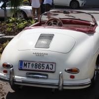 Ennstal-Classic 2013 Porsche 1600 Cabrio